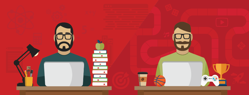 Learner vs Player: The secret to improving user engagement with gamification